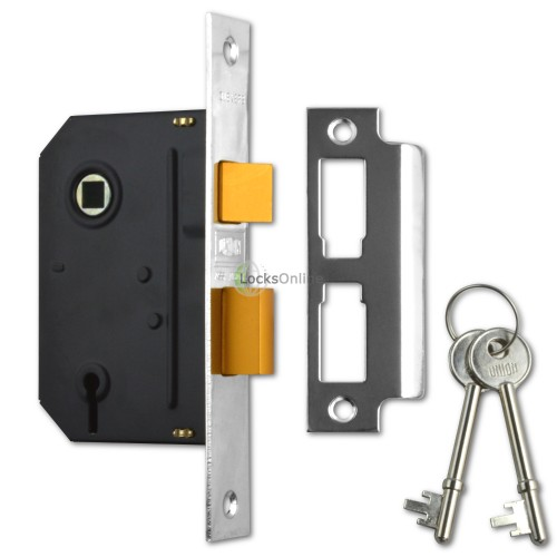 "Main photo of UNION ""Essentials"" Budget Internal Door Lock"
