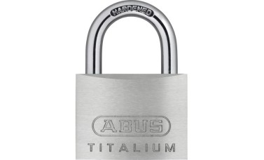 ABUS Titalium 54TI Series Open Shackle Padlock