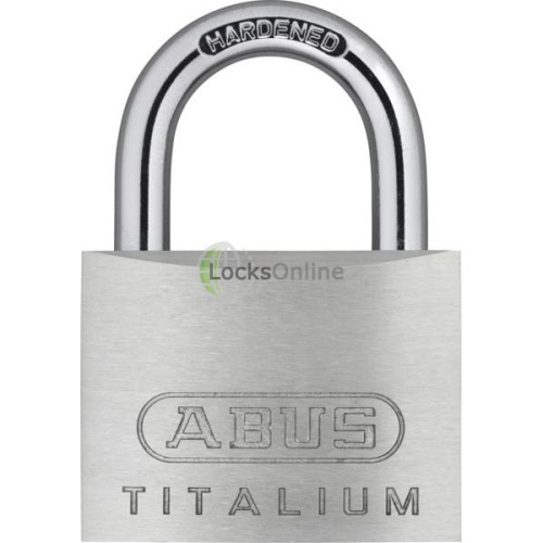 Main photo of ABUS Titalium 54TI Series Open Shackle Padlock
