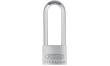 ABUS Titalium 54TI Series Long Shackle Padlock
