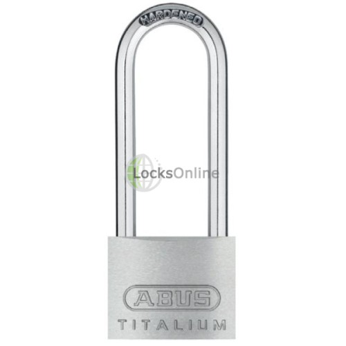 Main photo of ABUS Titalium 54TI Series Long Shackle Padlock