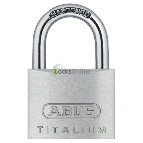 Main photo of ABUS Titalium 64TI Series Open Shackle Padlock