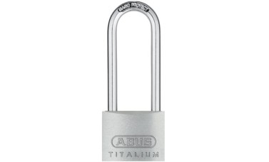 ABUS Titalium 64TI Series Long Shackle Padlock