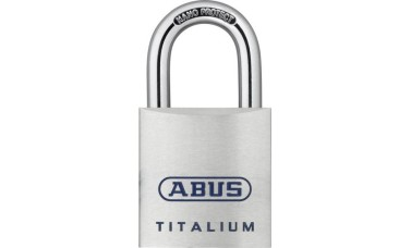 ABUS Titalium 80TI Series Open Shackle Padlock