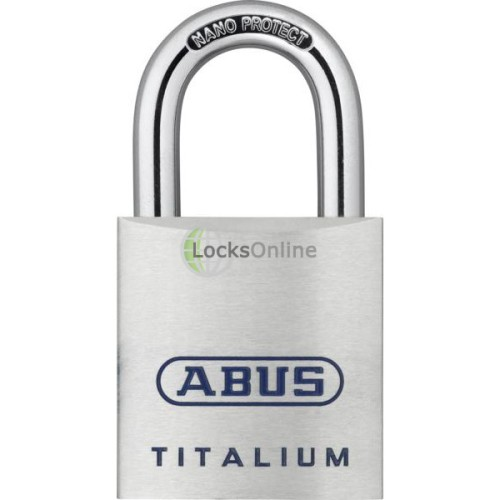 Main photo of ABUS Titalium 80TI Series Open Shackle Padlock