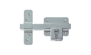 IFAM CR19S Security Rim Garage Door Lock