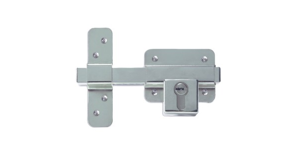 Buy Ifam Cr19s Security Rim Garage Door Lock Locks Online
