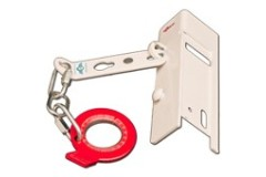 Side Light Secure Ring uPVC Door Chain