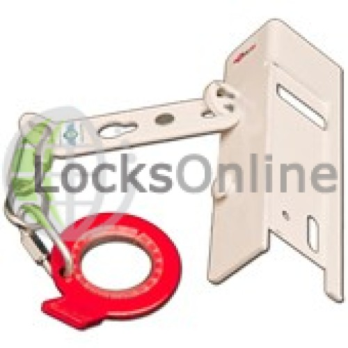 Main photo of Side Light Secure Ring uPVC Door Chain