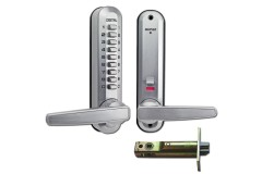 Lockey Super 8 Mechanical Push Button Lock