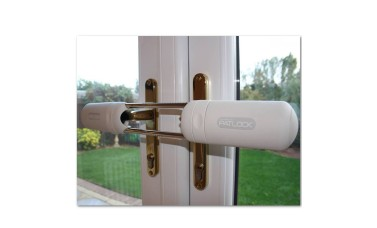PATLOCK Security Lock for French Doors & Conservatories