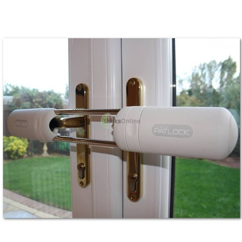 Main photo of PATLOCK Security Lock for French Doors & Conservatories