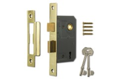 ERA Reversible 3 Lever Sash-Lock for Homes
