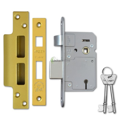 Main photo of Legge Budget BS3621 5-Lever Sashlock