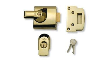 Yale PBS1 Front Door Nightlatch lock