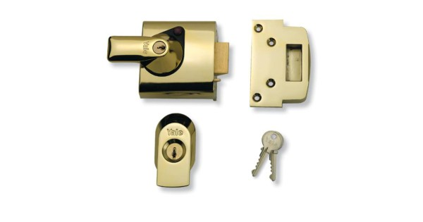 Buy Yale Pbs1 Front Door Nightlatch Lock Locks Online