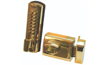 Lockwood DGT002 Lock