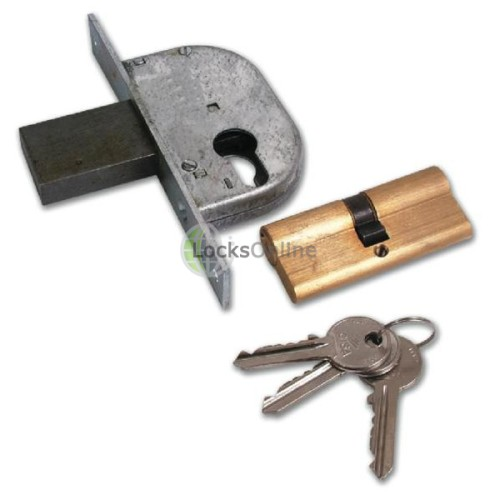 Main photo of CISA 42111-30 58mm Gate Lock