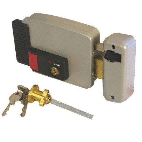 Main photo of Cisa 11630 Series Electric Lock Internal Timber Doors