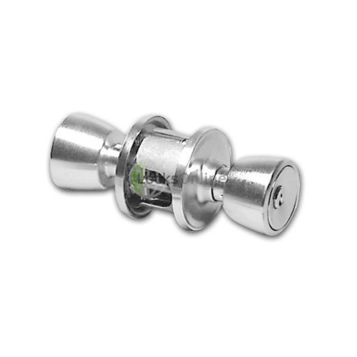 Main photo of Weiser Knobs NA530B Beverly Entrance Knob Set