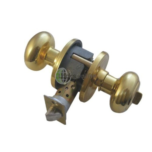 Main photo of Weiser Knobs Troy Privacy Knobset