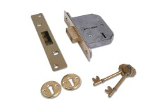 ERA Viscount Slimline Heavy Duty 5-Lever Deadlock