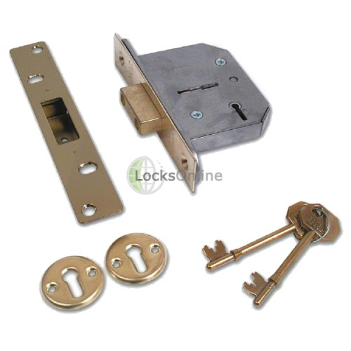 Main photo of ERA Viscount Slimline Heavy Duty 5-Lever Deadlock