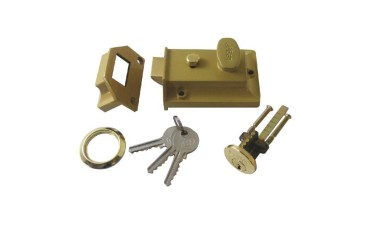 Legge 66 Rim Cylinder Night Latch