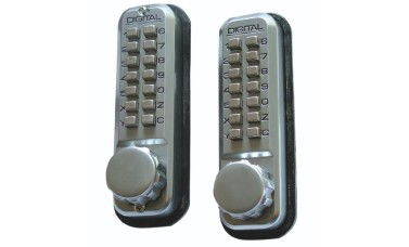 Lockey 2430DS Mechanical Push Button Lock