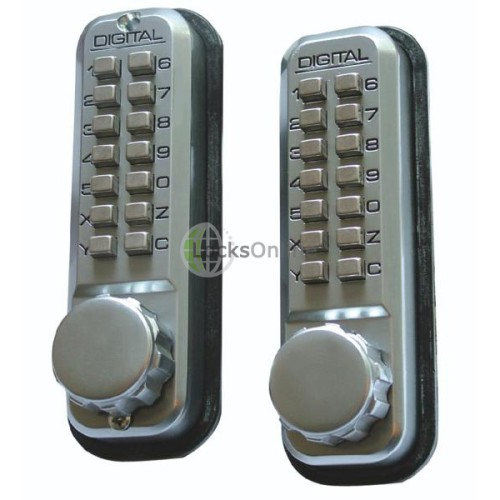 Main photo of Lockey 2430DS Mechanical Push Button Lock