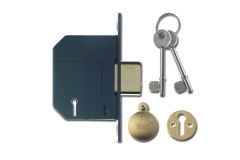 YALE PM562 5 Lever British Standard BS3621 Deadlock