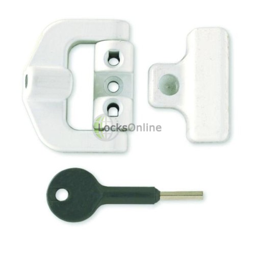 Main photo of YALE 8K123 uPVC Window Swing Lock
