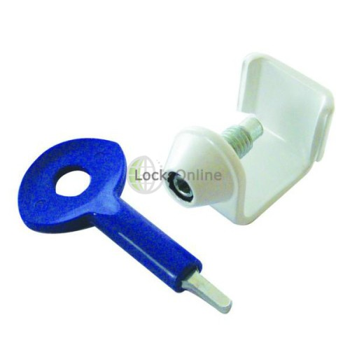 Main photo of YALE 121 Transom Window Lock