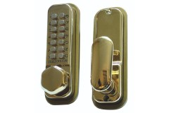 Code Lock 255 Mechanical Push button Combination Lock