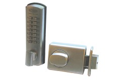 Lockwood DGT002 Mechanical Push Button Lock