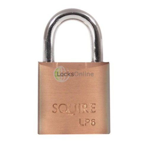 Main photo of Squire 'Leopard' Brass Body Padlock Range