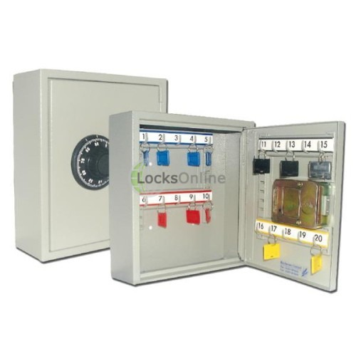 Main photo of KeySecure KS20 Combination Key Cabinet
