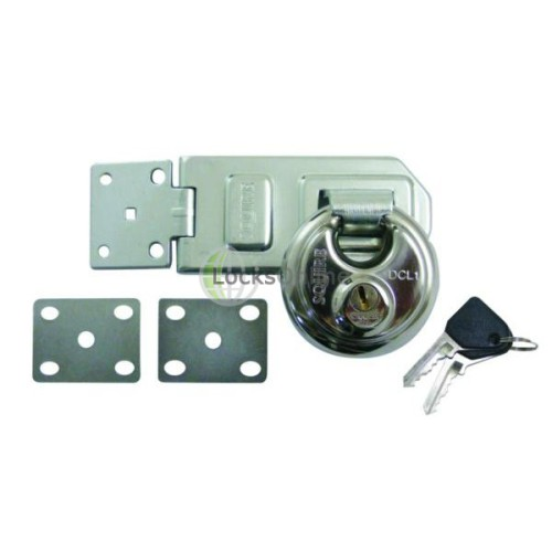 Main photo of Squire DCL1 Discus Padlock