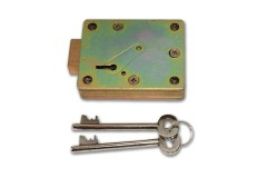 Walsall 1771/1772/1773 Laminated Safe Lock