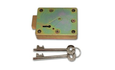 Walsall S1771 Series 7 Lever Laminated Safe Lock