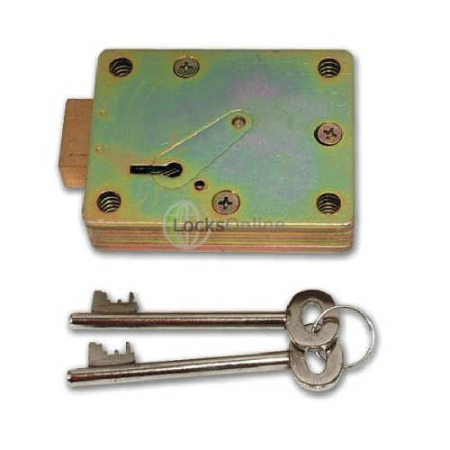 Main photo of Walsall S1771 Series 7 Lever Laminated Safe Lock