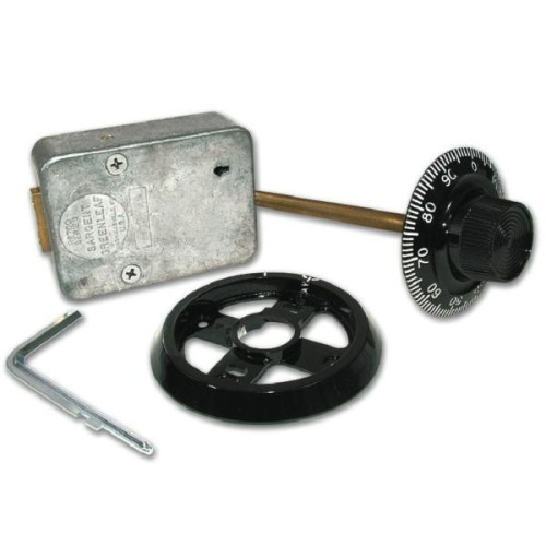 Main photo of SARGENT & GREENLEAF R034-001 Safe Dial Lock