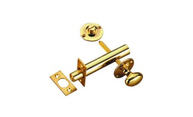 LocksOnline 526 Mortice Door Bolt and Turn/Release
