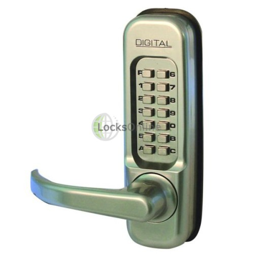 Main photo of Lockey 1150 Mechanical Push Button Lock