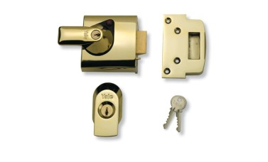 Yale PBS2 Front Door Nightlatch lock