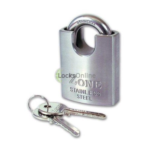 Main photo of Zone 300 Closed Shackle Stainless Steel Padlocks
