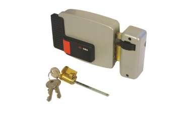 Cisa 11610 Series Electric Lock Internal Timber Doors Case Only