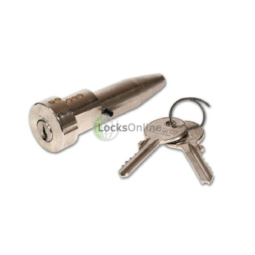 Main photo of ILS / ILF 004 Round Cylinder Bullet Lock - Keyed Alike