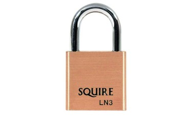 Squire Lion Brass Body Padlock Keyed Alike