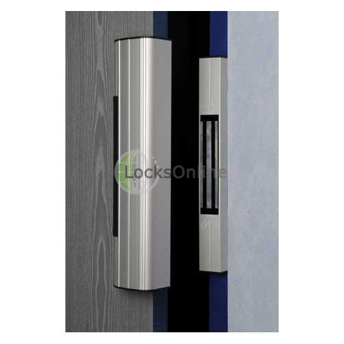 Main photo of LocksOnline Vertical Fit Short Length Magnetic Door Lock Handle